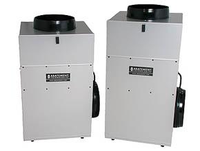 CAP600/CAP1200 HEPA Whole House Air Purifiers
